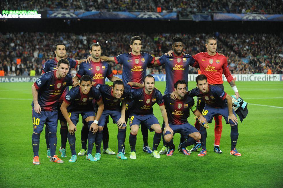El barcelona mejor club del a o taringa for Club de fumadores barcelona