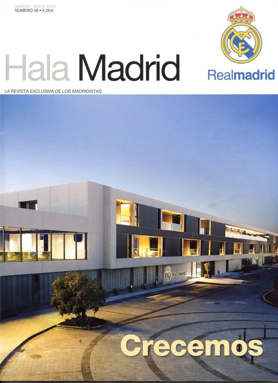 განახლებული Ciudad Real Madrid