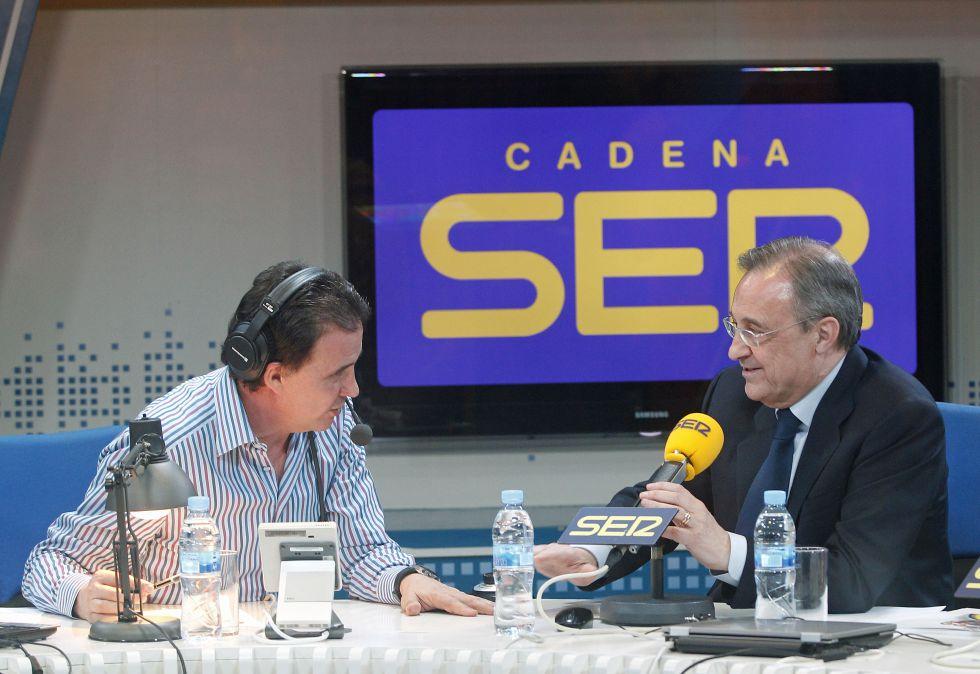 ფლორენტინო Cadena SER-თან