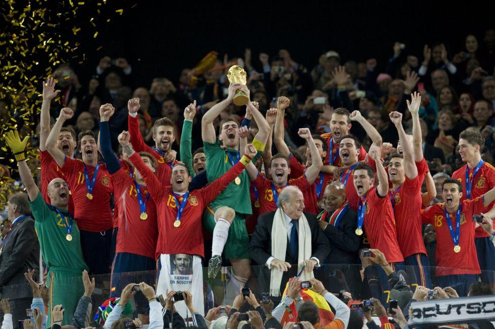 Si la Selección gana el Mundial, España lograría 75 millones de euros