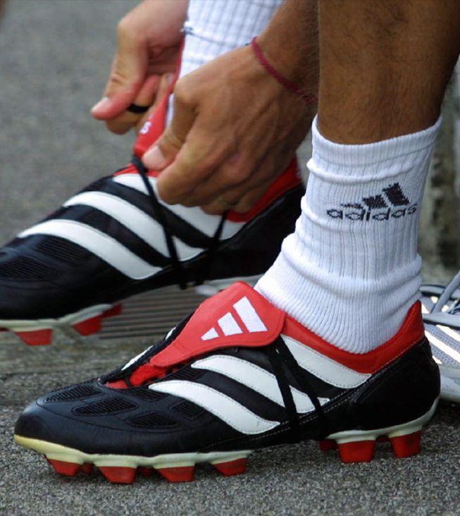 Zapatillas De Futbol Negras Enteras