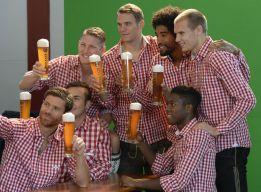 Xabi Alonso se vistió de bávaro tras su primer partido en Alemania