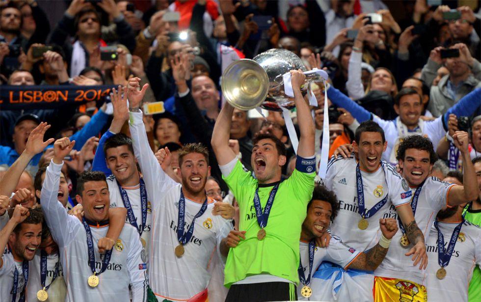 Enterate la fortuna que puede obtener el club que gane la Champions League
