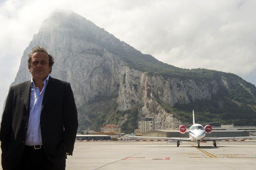Gibraltar recurrirá al TAS su reciente exclusión de la FIFA