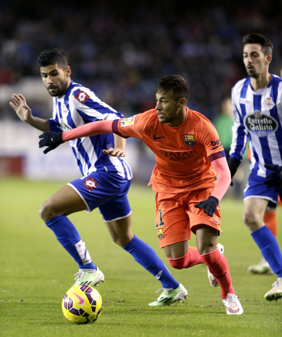 صور : مباراة ديبورتيفو لاكورونيا - برشلونة 0-4 ( 18-01-2015 )  1421593265_211751_1421606057_album_grande