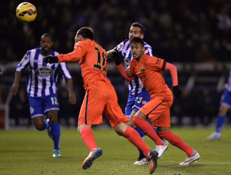 صور : مباراة ديبورتيفو لاكورونيا - برشلونة 0-4 ( 18-01-2015 )  1421593265_211751_1421609776_album_grande