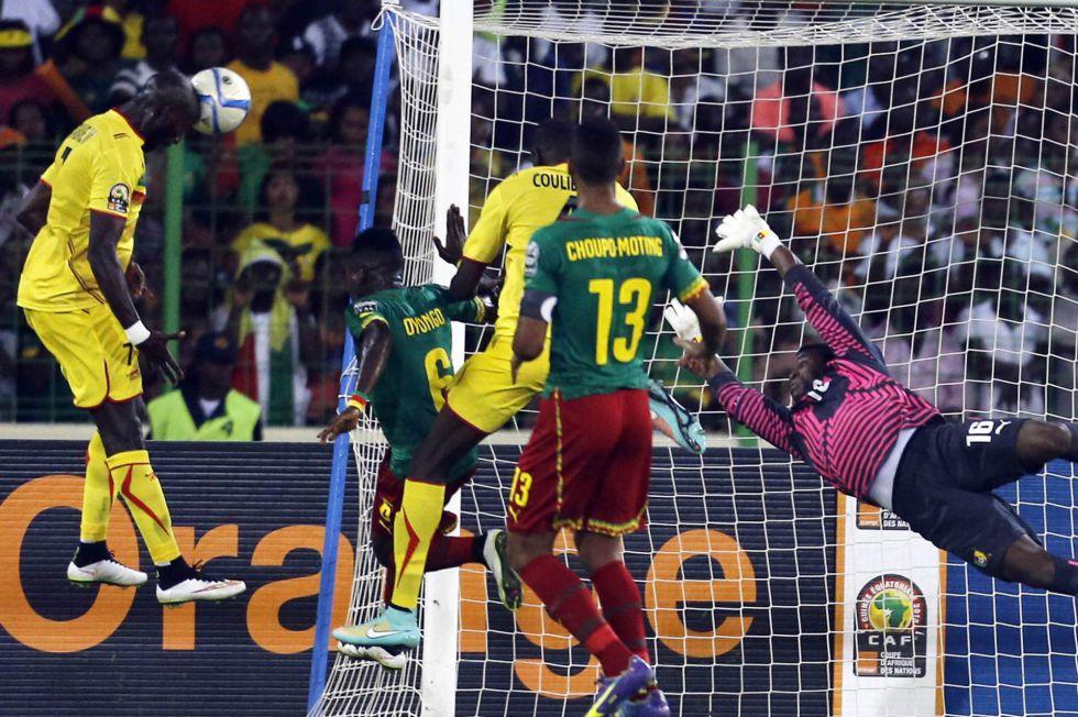 Copa Africana de Naciones│Malí 1-1 Camerún