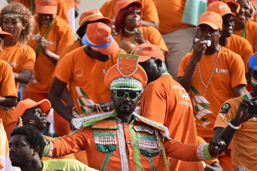 Кубок Африки, болельщики, сборная Кот-д′Ивуара