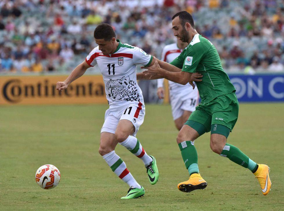 Copa Asiatica│ Irán 3-3 (6-7) Irak