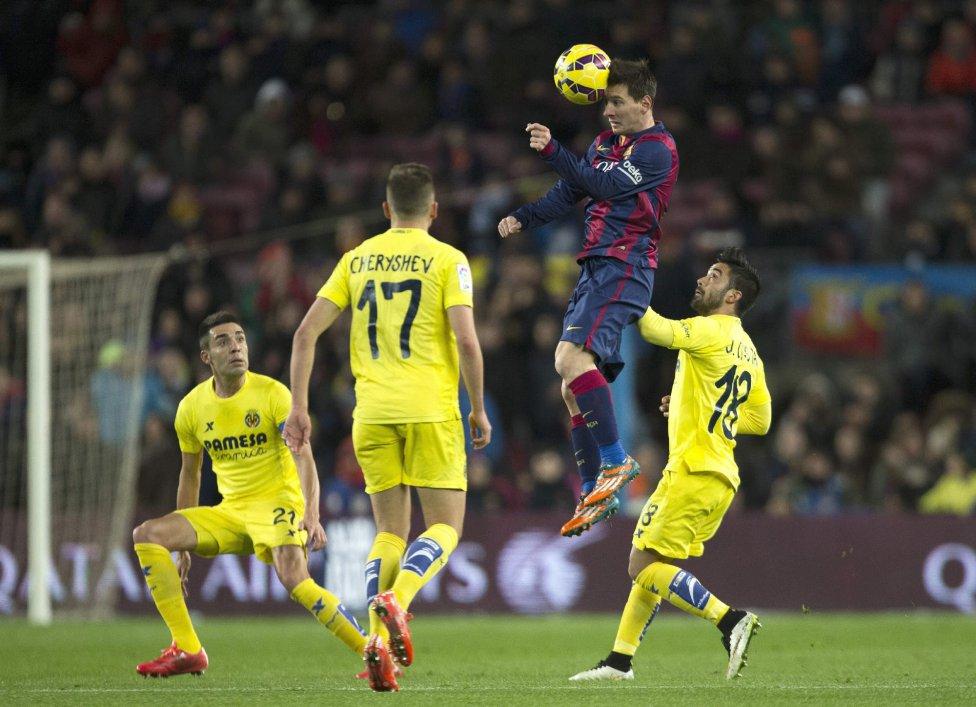 صور : مباراة برشلونة - فياريال 3-2 ( 01-02-2015 ) 1422816718_234988_1422824229_album_grande