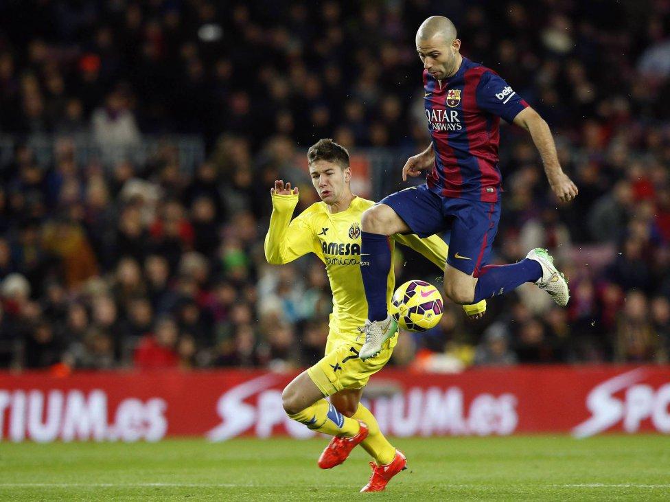 صور : مباراة برشلونة - فياريال 3-2 ( 01-02-2015 ) 1422816718_234988_1422824237_album_grande