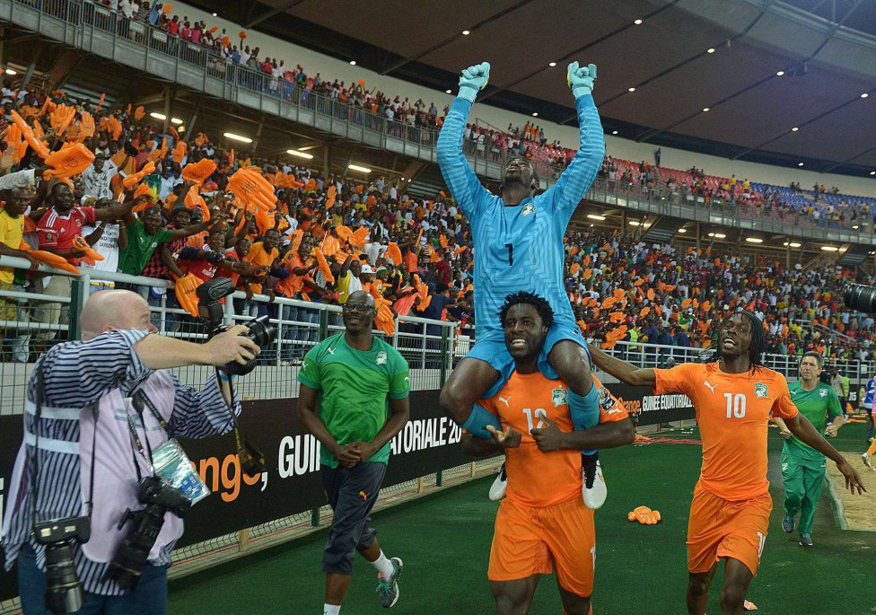 сборная Ганы, Кубок Африки, Вилфрид Бони, Бубакар Барри, сборная Кот-д′Ивуара, Жервиньо