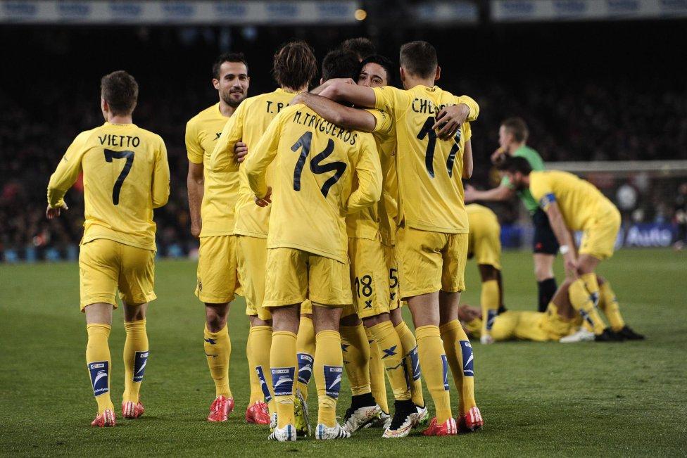 صور : مباراة برشلونة - فياريال 3-1 ( 11-02-2015 ) 1423680612_532186_1423687534_album_grande