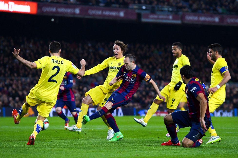 صور : مباراة برشلونة - فياريال 3-1 ( 11-02-2015 ) 1423680612_532186_1423687625_album_grande