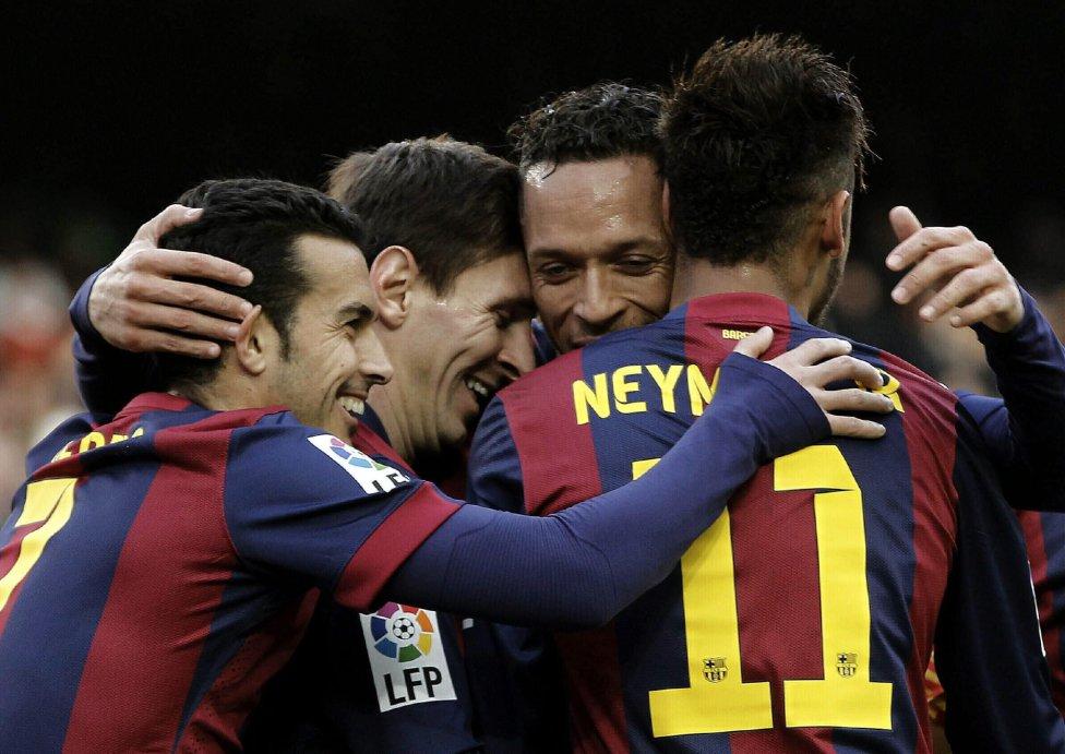 صور : مباراة برشلونة - ليفانتي 5-0 ( 15-02-2015 ) 1424017173_107882_1424019573_album_grande