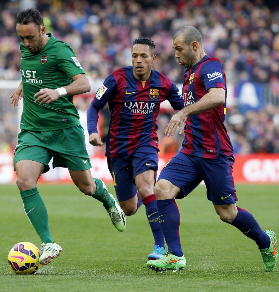 صور : مباراة برشلونة - ليفانتي 5-0 ( 15-02-2015 ) 1424017173_107882_1424019577_album_grande