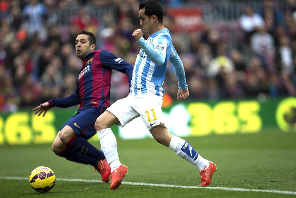 صور : مباراة برشلونة - ملقا  0-1 ( 21-02-2015 )  1424532480_739882_1424533284_album_grande