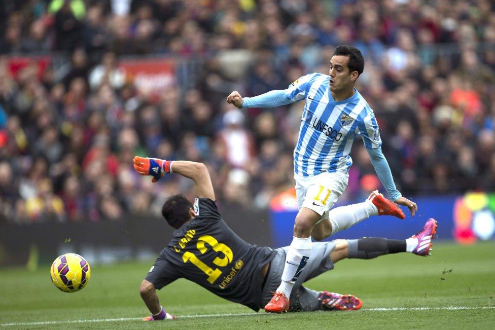 صور : مباراة برشلونة - ملقا  0-1 ( 21-02-2015 )  1424532480_739882_1424533285_album_grande
