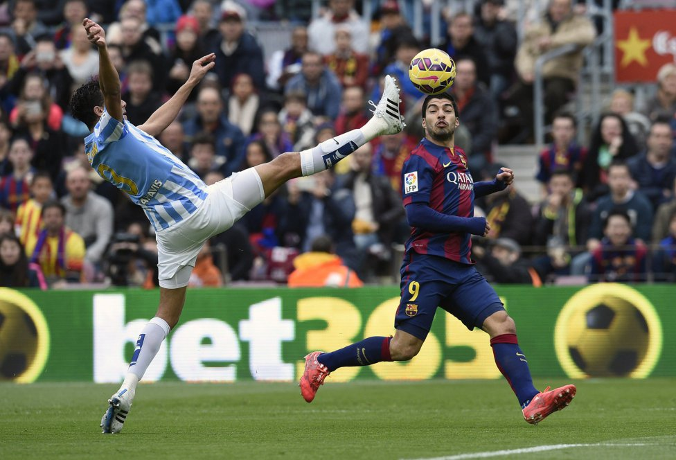 صور : مباراة برشلونة - ملقا  0-1 ( 21-02-2015 )  1424532480_739882_1424533290_album_grande