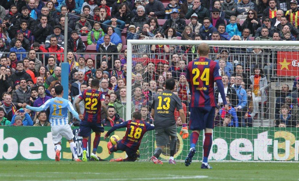 صور : مباراة برشلونة - ملقا  0-1 ( 21-02-2015 )  1424532480_739882_1424535959_album_grande
