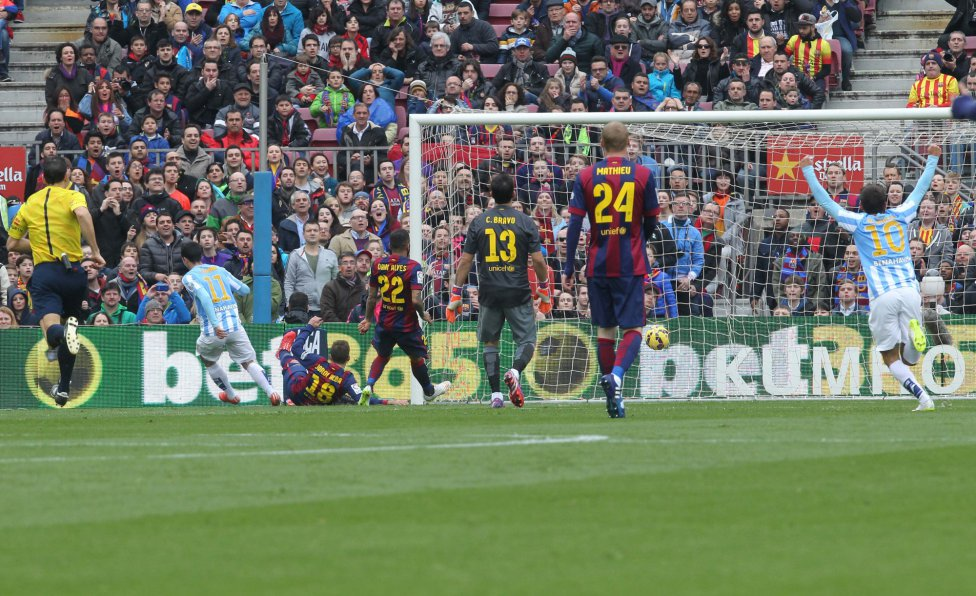 صور : مباراة برشلونة - ملقا  0-1 ( 21-02-2015 )  1424532480_739882_1424535960_album_grande