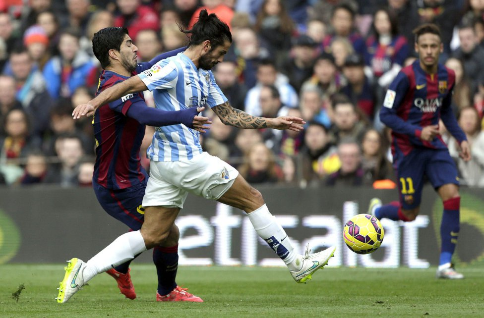 صور : مباراة برشلونة - ملقا  0-1 ( 21-02-2015 )  1424532480_739882_1424537943_album_grande