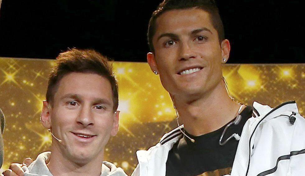 Messi: líder en ingresos, 11 millones más que Cristiano