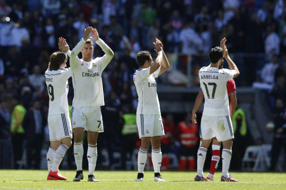 Реал Мадрид Гранада История Встреч