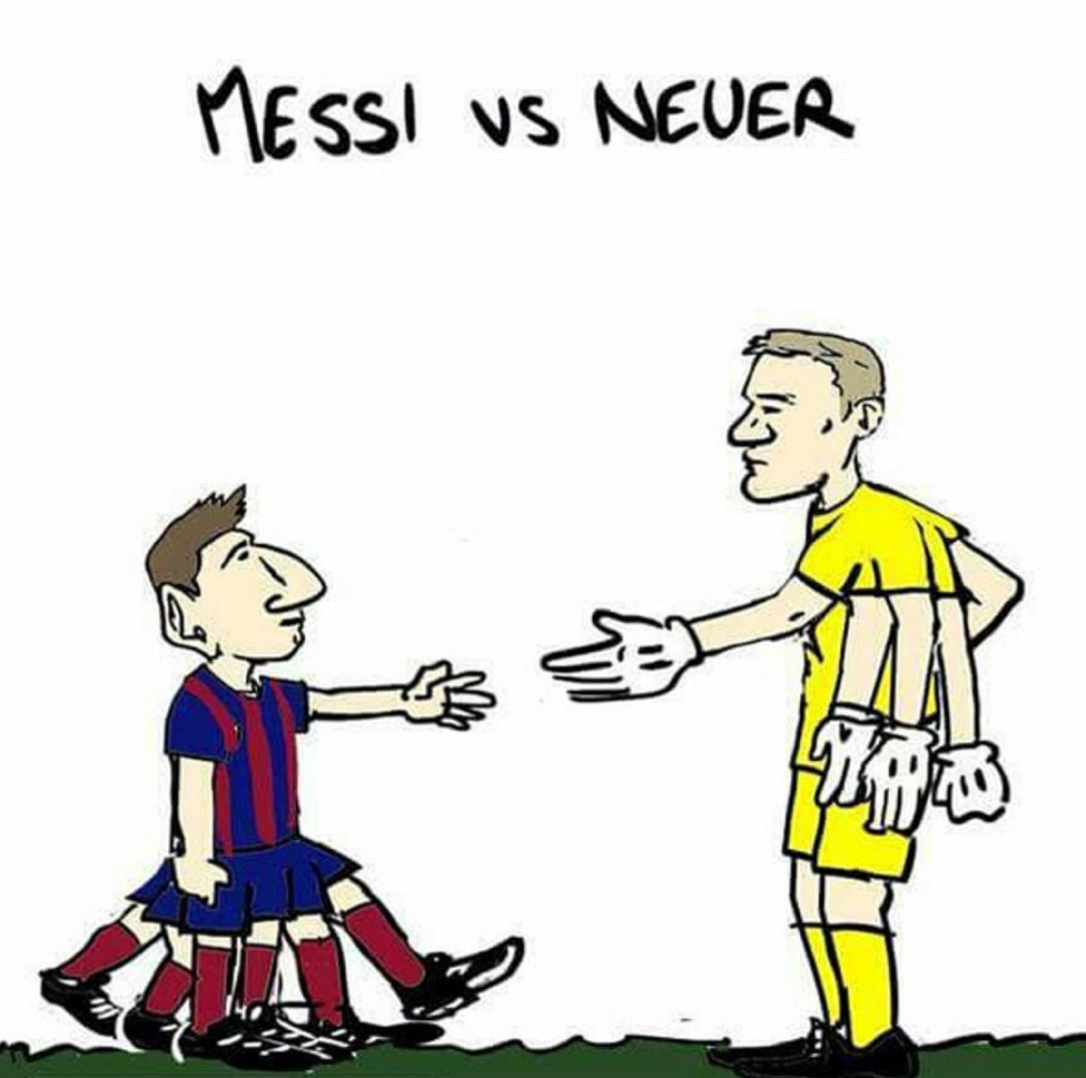 Barcelona Ecuador Memes Barcelona-bayern Los 'memes'