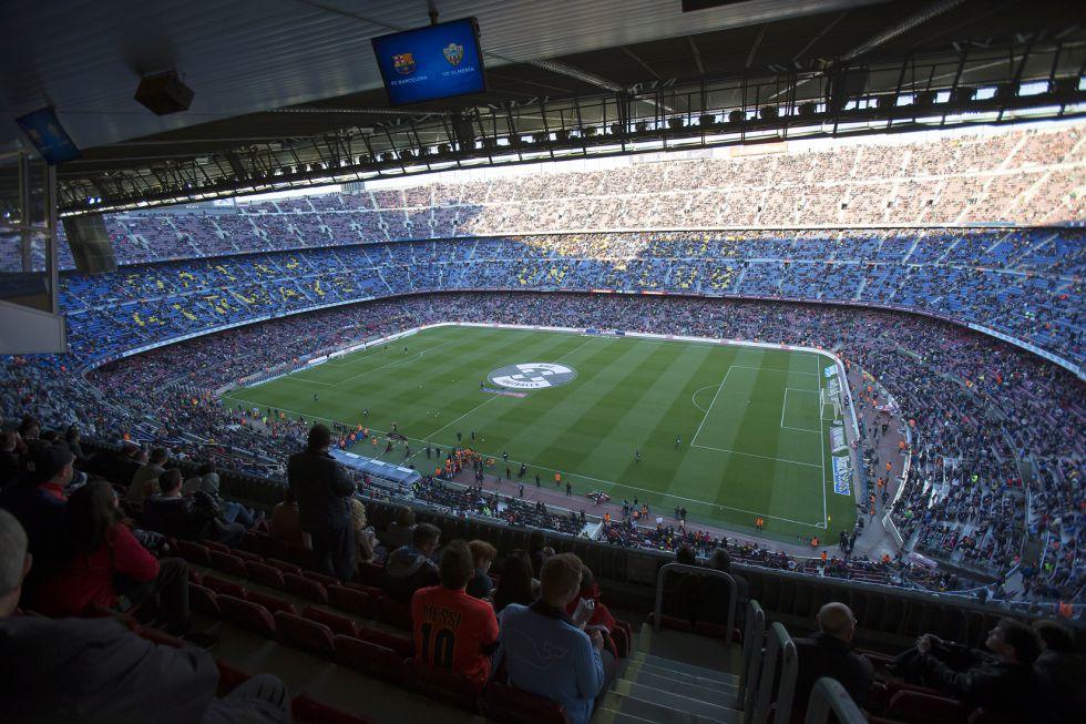 Los naming rights Camp Nou podría reportar 200 millones de euros al Barcelona