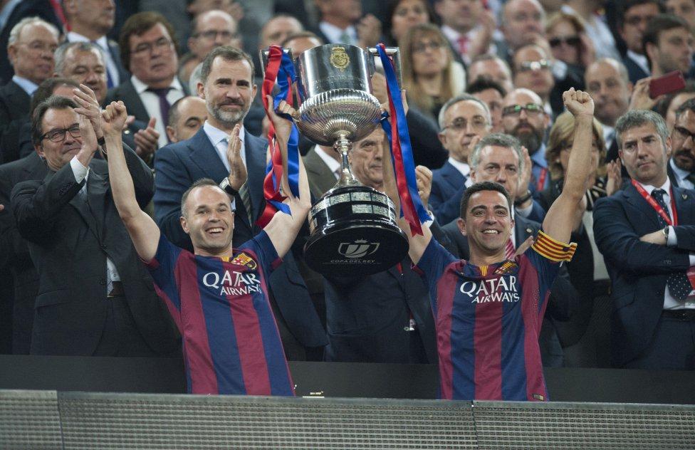 Athletic Club-Barcelona en imágenes