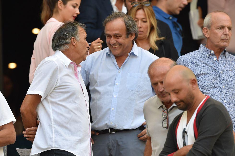 Las propuestas de Platini para ser presidente de la FIFA