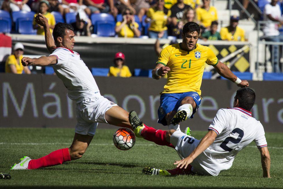 0-1: ბრაზილიამ ამხანაგურ მატჩში კოსტა-რიკა დაამარცხა