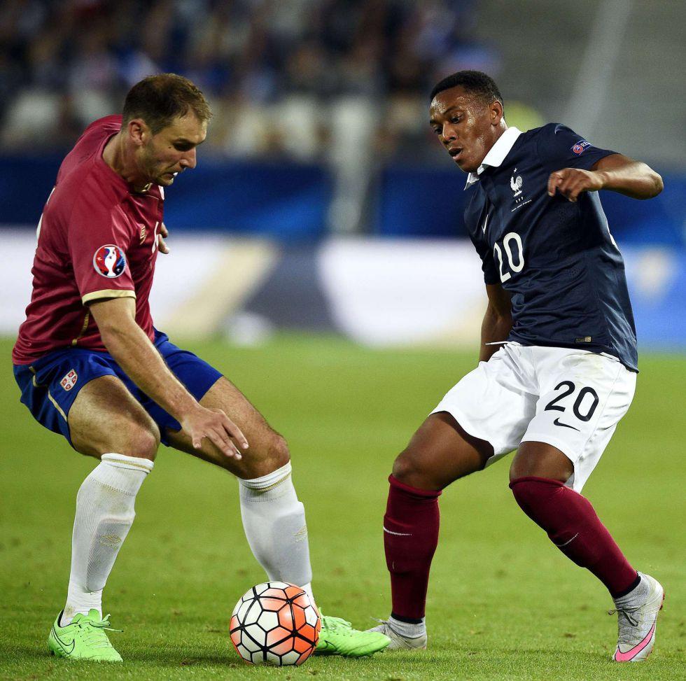 2-1: საფრანგეთმა სერბეთი დაამარცხა