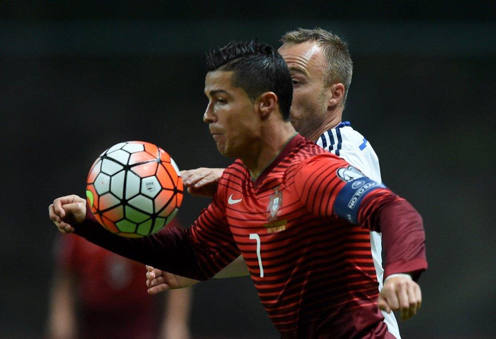 1-0: პორტუგალიამ დანია დაამარცხა და ევროპის ჩემპიონატის საგზური მოიპოვა