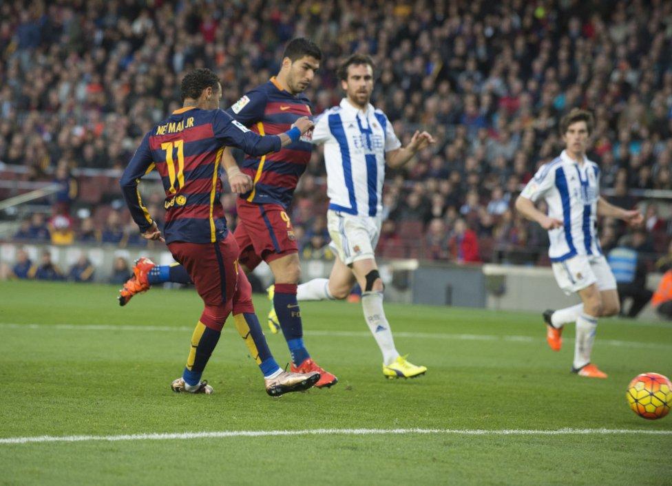 ویدئو ؛ خلاصه بازی بارسلونا 4-0 رئال سوسیداد