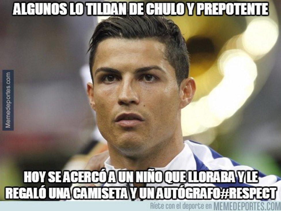 Los memes de la victoria del Real Madrid ante el Eibar