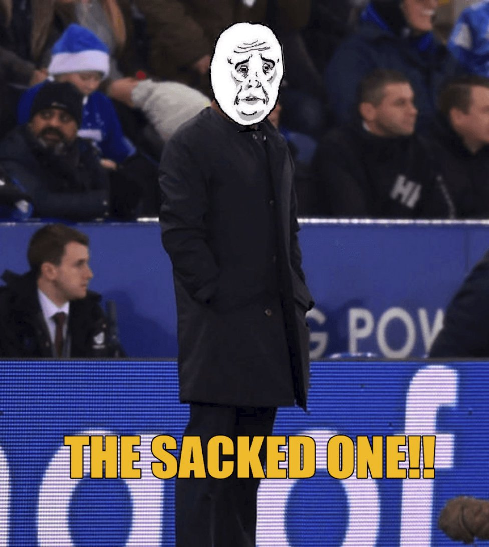 The Best Jokes & Memes after Jose Mourinho gets the sack from Chelsea