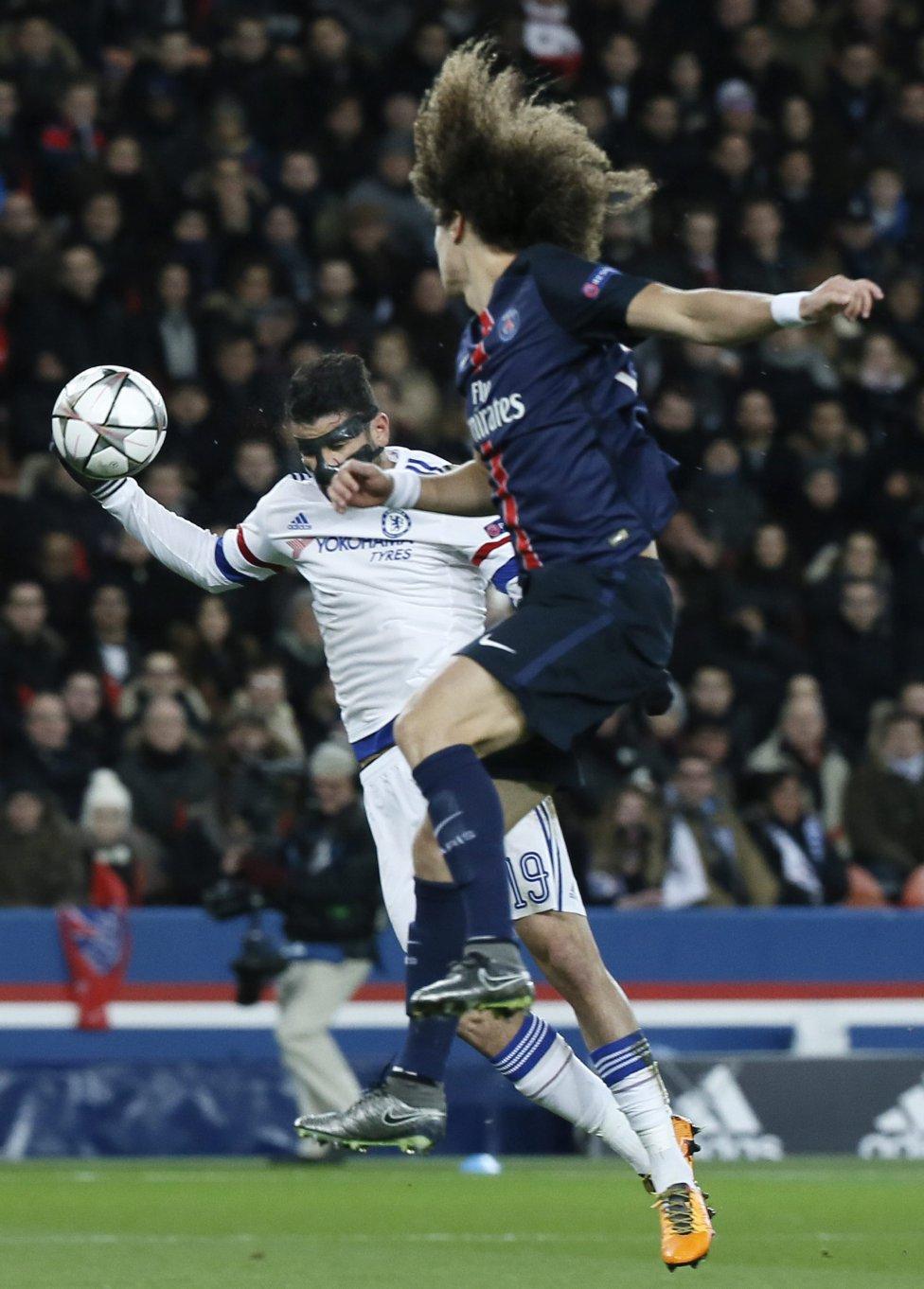 PSG-Chelsea en imágenes
