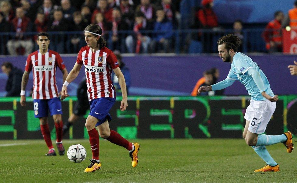 Atlético-PSV en imágenes