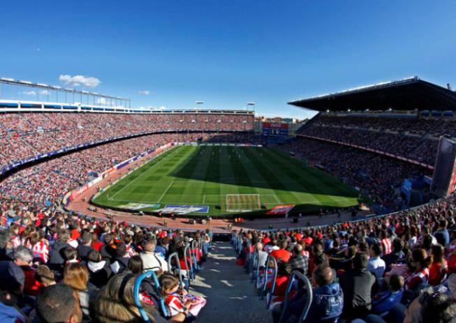 Promedios de asistencia a los estadios de la liga española