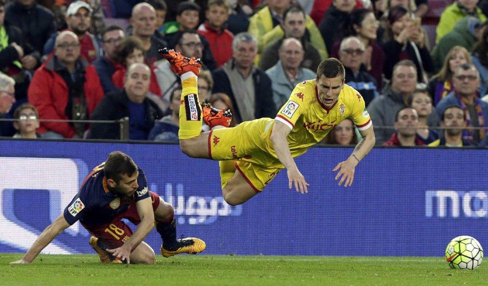 Barcelona - Sporting Gijon