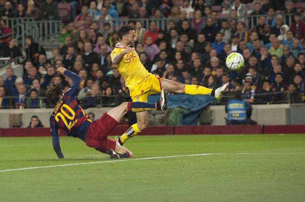 Barcelona-Sporting de Gijón