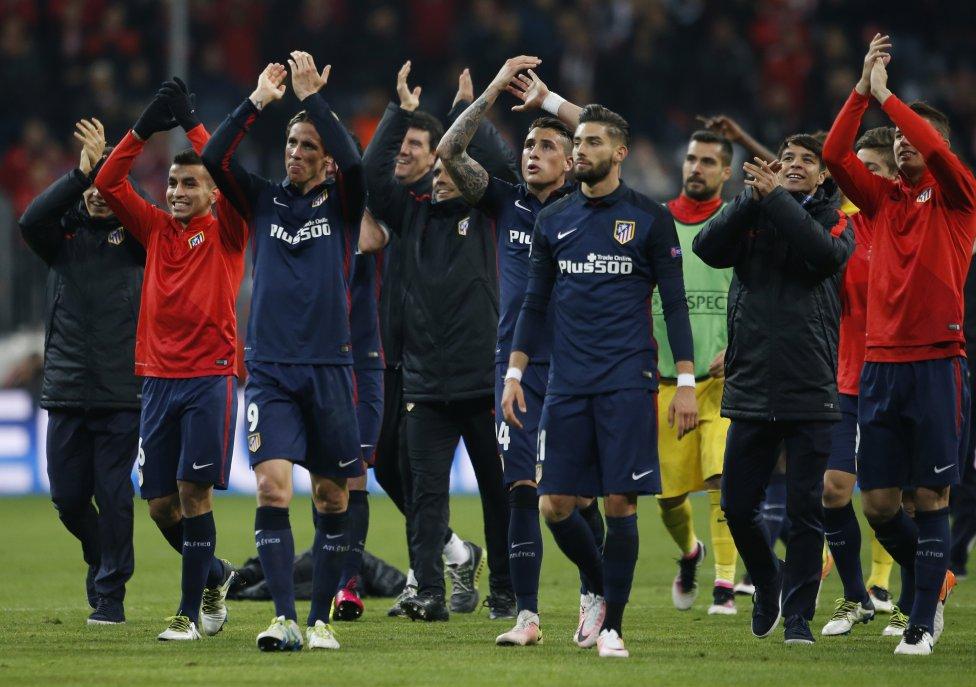 Bayern - Atlético