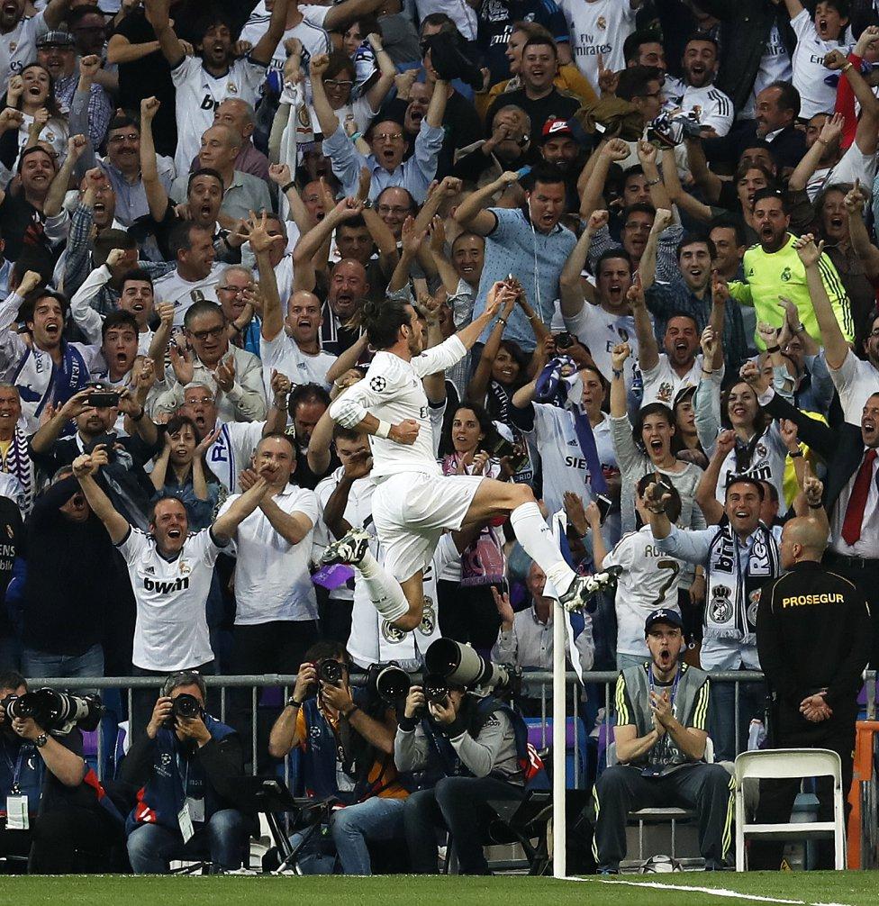 Las mejores imágenes del Real Madrid-Manchester City