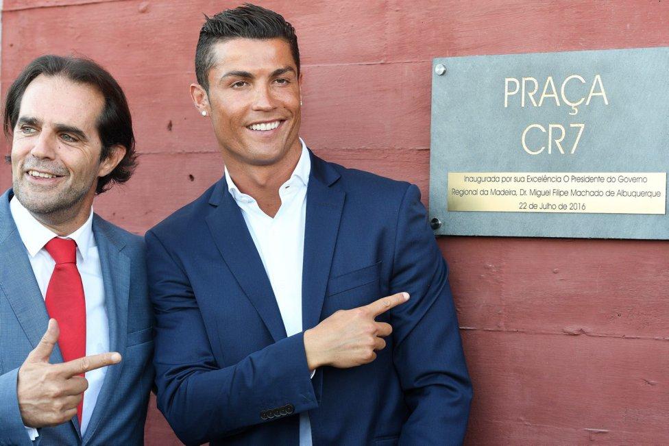 La inauguración del hotel de Cristiano Ronaldo