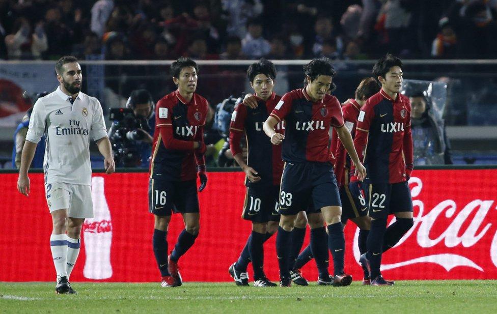 Shibasaki empata el partido.