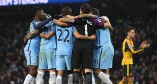 Manchester City 2 - Arsenal 1