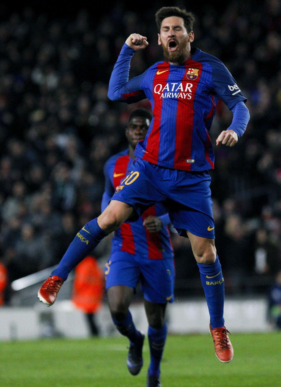 Barcelona-Athletic en imágenes