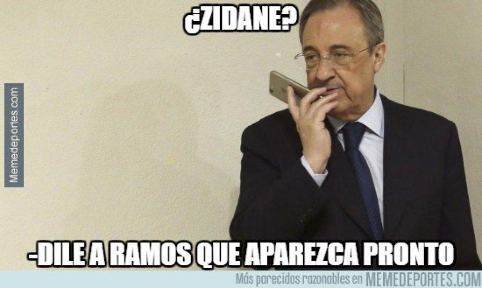 Los memes más divertidos del Sevilla-Real Madrid de Copa